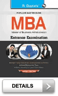 MBA Entrance 2017 Study Materials