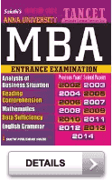 MBA Entrance 2017 Books