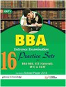 BBA Entrance 2017 Books