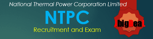 NTPC Recruitment 2017 NTPC Careers