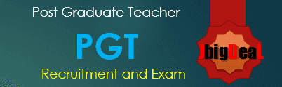 Post Graduate Teacher Exam 2017-17