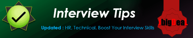 Interview Tips - Boost Your Interview Skills