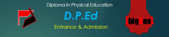 Diploma in Physical Education (D. P. Ed.) Admission