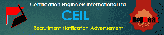 CEIL Recruitment 2017 Online Application Form