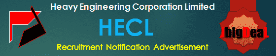 HECL Recruitment 2017 Online Application Form