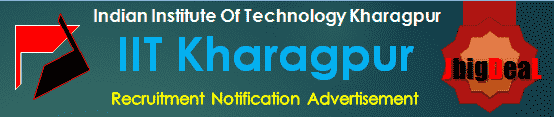 IIT Kharagpur Recruitment 2016 Online Application Form