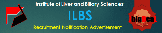 ILBS Recruitment 2017 Online Application Form