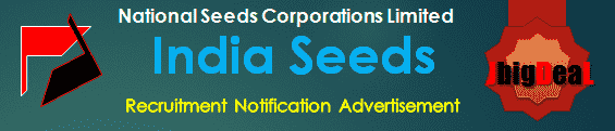 India Seeds Recruitment 2017 Online Application Form