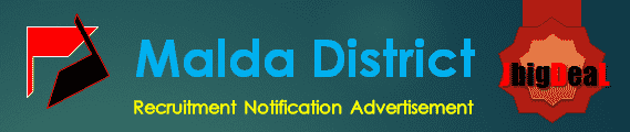 Malda District Recruitment 2017 Application Form