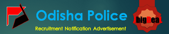 Odisha Police Recruitment 2016 Online Application Form