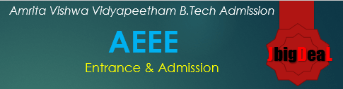 AEEE 2019 Amrita Engineering Entrance Exam