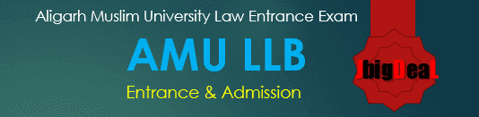 AMU LLB Entrance 2017 - Aligarh Muslim University Law Entrance Exam 2017