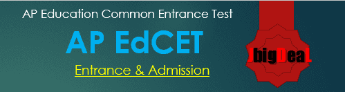 AP EdCET 2020 - B.Ed. Entrance and Admission 2020
