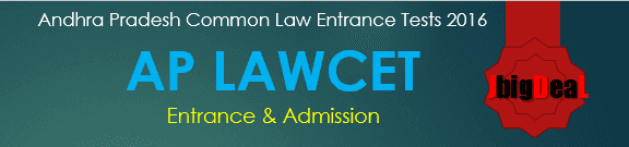 AP LAWCET Exam 2019 - Andhra Pradesh Common Law Entrance Tests (APLAWCET) 2019