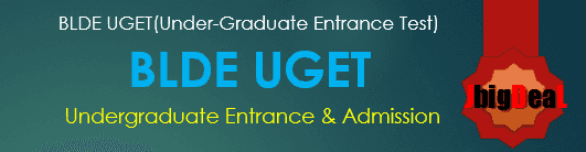 BLDE UGET 2018 - BLDE University MBBS Admission