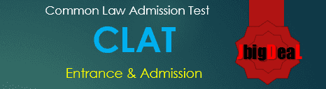 CLAT 2018 - (Common Law Admission Test)