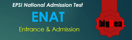 ENAT 2018 - EPSI National Admission Test