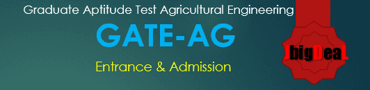GATE Agricultural Engineering 2019