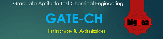 GATE Chemical Engineering 2017