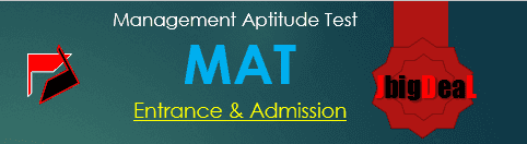 MAT Exam 2020- Management Aptitude Test September 2020