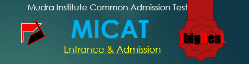MICAT 2019 Mudra institute of communication Ahmadabad