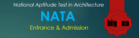 NATA 2017 National Aptitude Test in Architecture