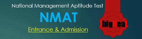 NMAT 2021 - National Management Aptitude Test