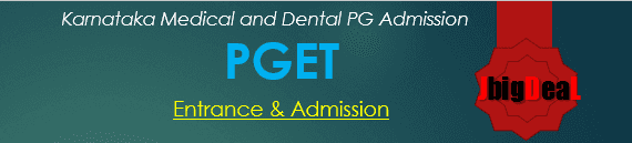COMEDK PGET 2020 Karnataka Medical and Dental PG Admission