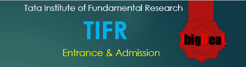 TIFR GS Admission 2020 Tata Institute of Fundamental Research