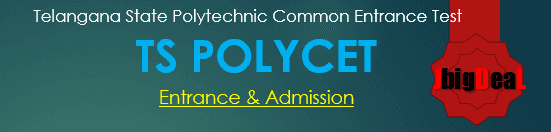 TS POLYCET 2019 polycetts.nic.in TS Polytechnic Common Entrance Test-2019