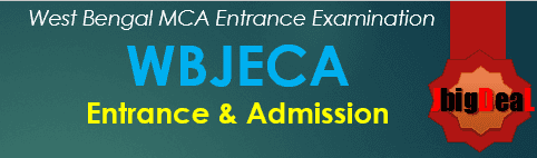 JECA 2021 - WB MCA Entrance Exam- WB JECA