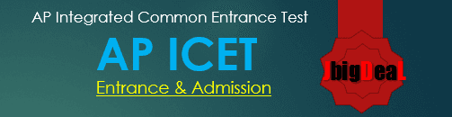 AP ICET 2019 AP Integrated Common Entrance Test