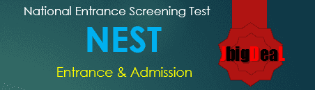 NEST 2019 - National Entrance Screening Test