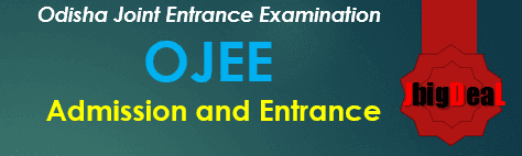 OJEE 2021 Odisha Joint Entrance Examination 2021