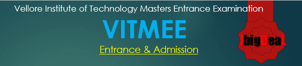 VITMEE 2018 For M.Tech and MCA Admission