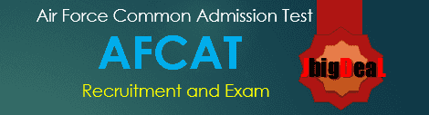 AFCAT 2018 - Air Force Common Admission Test 2018