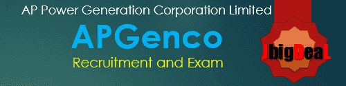 APGenco Recruitment 2017 Advertisement & Notification