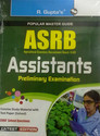 ASRB Exam Books