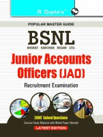 BSNL JAO Exam 2018 Books