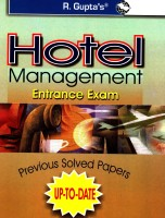 Hotel Management Entrance 2018 Books