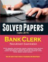 IBPS Clerk exam books