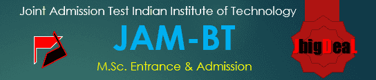 IIT JAM Biotechnology (BT) Exam 2018
