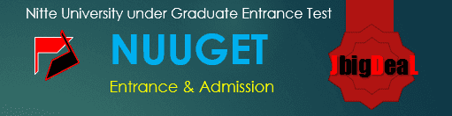 NUUGET 2019 NITTE University MBBS BDS Admission 2019