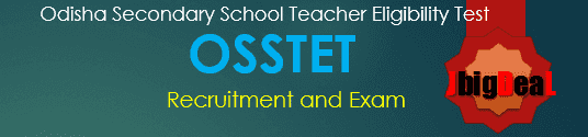 OSSTET 2020 Odisha Secondary School Teacher Eligibility Test