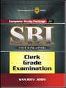 SBI Clerk 2018 Exam Books