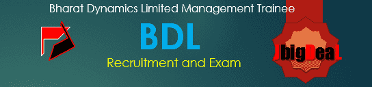 BDL Management Trainee Exam 2018 Previous Year Question Papers, Syllabus
