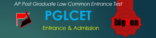 TSPGLCET 2018 - PGLCET 5 Years LLM Admission