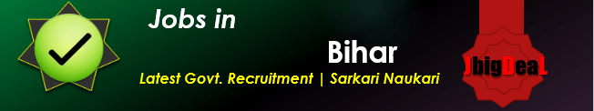 latest Govt. jobs in Bihar 2019