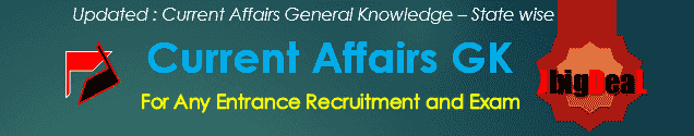 Current Affairs General Knowledge (GK) 2019