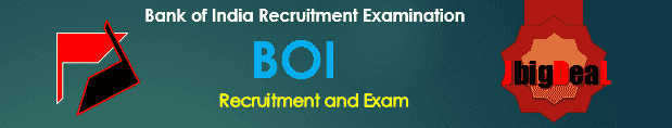 Bank of India Recruitment Exam 2018 for Specialist Officer Posts